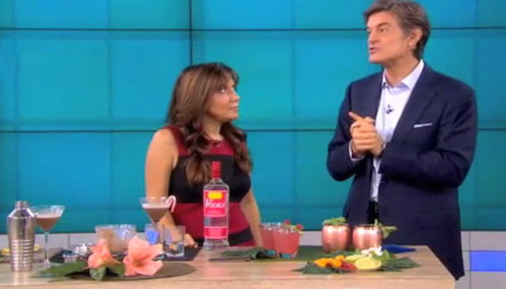 Hungry-Girl Video: The Dr. Oz. Show (December 2012)