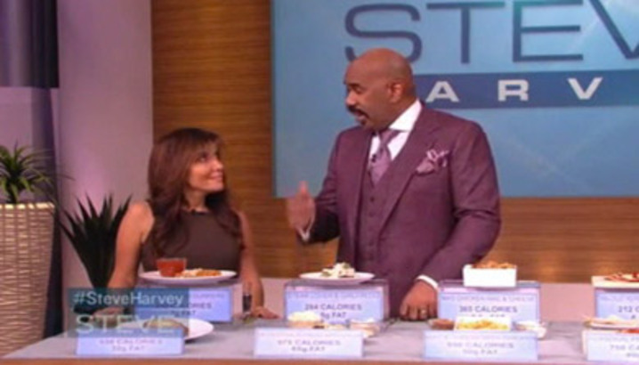 Hungry-Girl Video: Steve Harvey (January 2013)