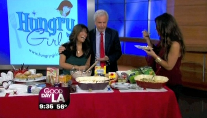 Hungry-Girl Video: Good Day LA (November 2011)