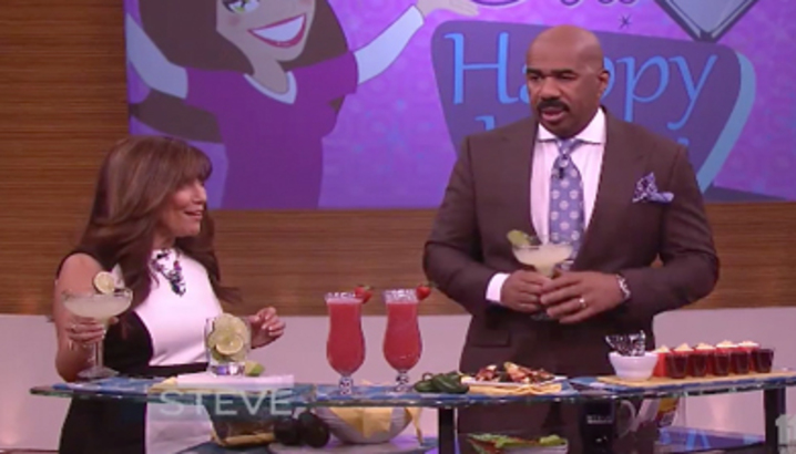 Hungry-Girl Video: Steve Harvey (April 2014)