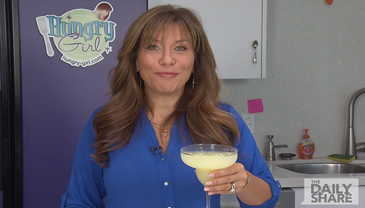 Hungry-Girl Video: HLN: Low-Calorie Margarita (November 2014)
