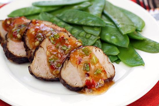 recipes tenderloin asian pork