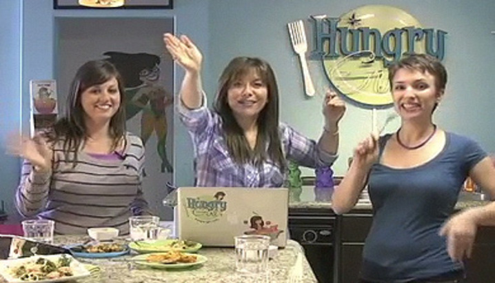 Hungry-Girl Video: Sponsored Video: HG Tries Lean Cuisine's NEW Market Creations!
