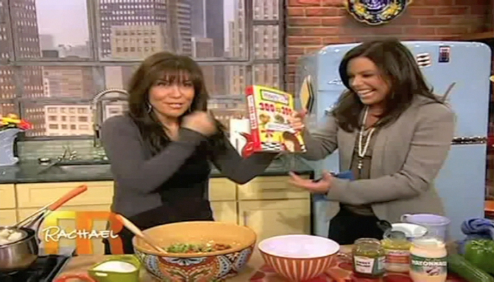 Hungry-Girl Video: Rachael Ray (April 2011)