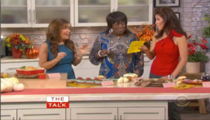Hungry-Girl Video: The Talk (October 2012)