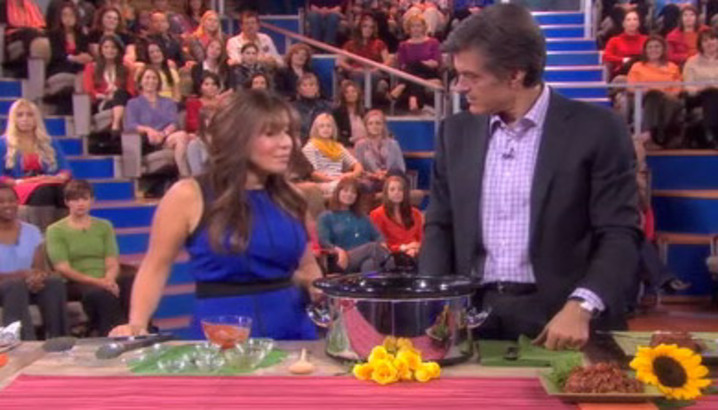 Hungry-Girl Video: The Dr. Oz. Show (October 2012)