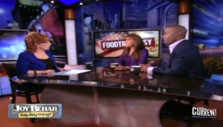 Hungry-Girl Video: Joy Behar: Say Anything! (October 2012)