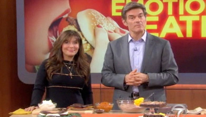 Hungry-Girl Video: The Dr. Oz. Show (March 2013)