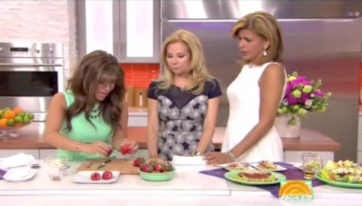 Hungry-Girl Video: TODAY with Kathie Lee & Hoda (May 2014)