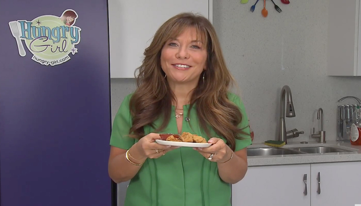 Hungry-Girl Video: HLN: Faux-Fried Chicken Strips (November 2014)
