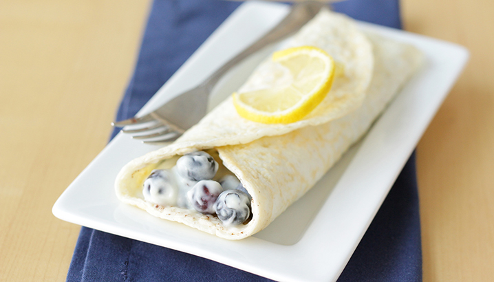Hungry-Girl Video: 2-Ingredient Protein-Packed Crepes!